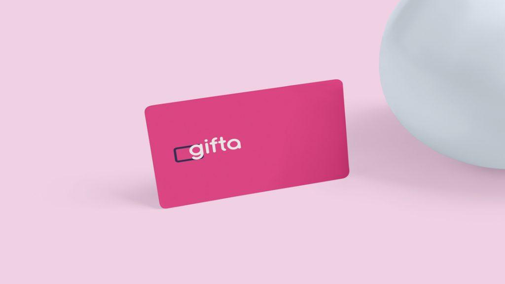 GIFTA Valentine's Day Gift Cards