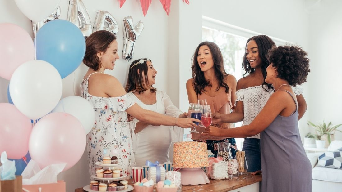 Baby Shower Gift Cards for Parents