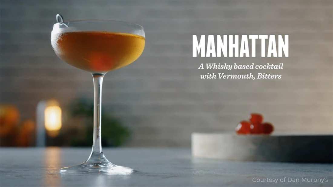 Manhattan Cocktail Gift Card