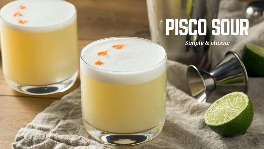Pisco Sour Gift Card