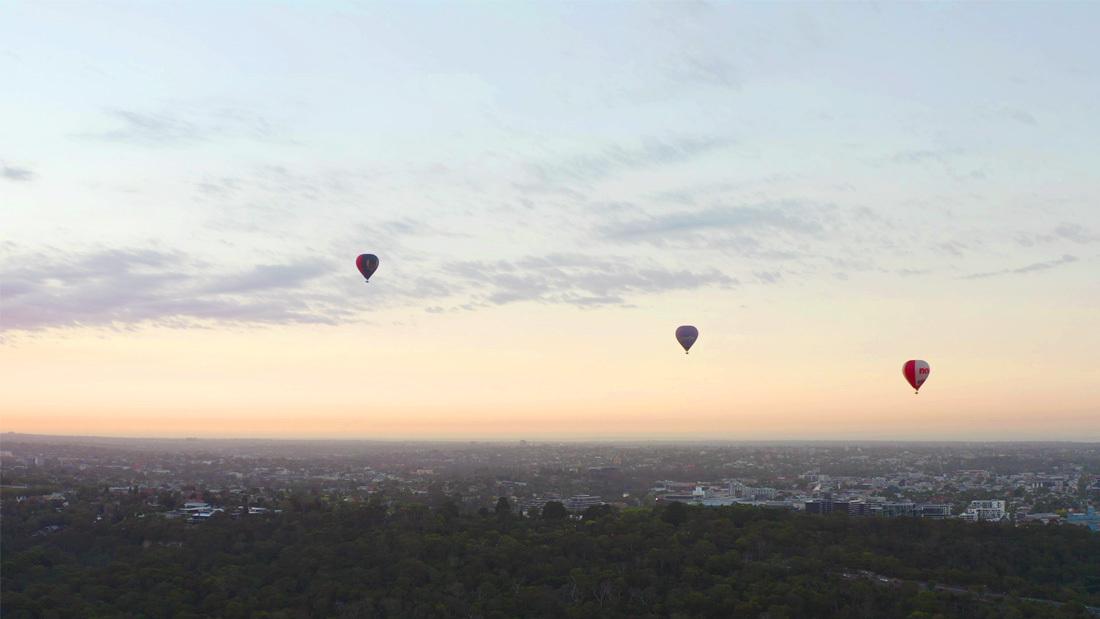 Hot Air Balloon, Hot Air Balloon Australia, Hot Air Balloon Rides