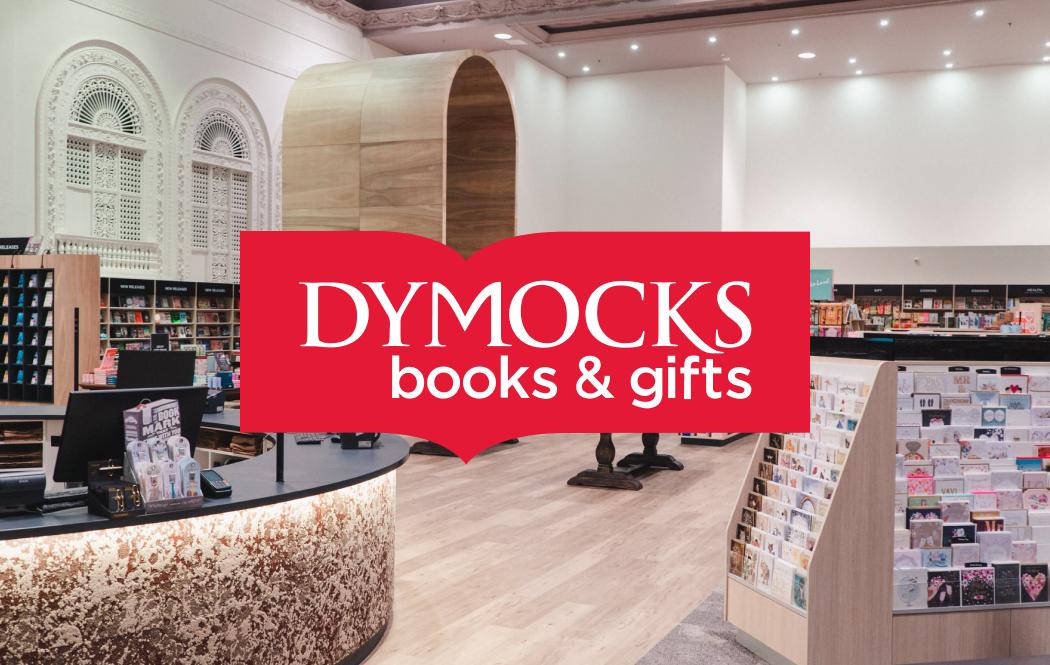 Buy Dymocks Gift Card & Voucher Online with GIFTA