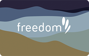 Buy Freedom Gift Card & Voucher Online with GIFTA