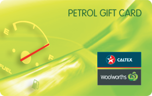 Buy Caltex Woolworths Gift Card & Voucher Online with GIFTA