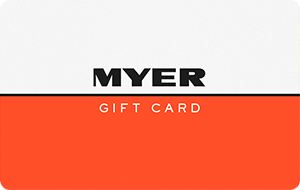 Buy Myer Gift Card & Voucher Online with GIFTA