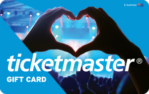 Buy Ticketmaster Gift Card & Voucher Online with GIFTA