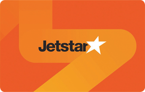 Buy Jetstar Gift Card & Voucher Online with GIFTA