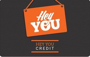 Buy Hey You Gift Card & Voucher Online with GIFTA
