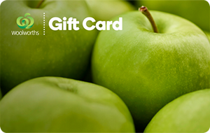Buy Woolworths Supermarket Gift Card & Voucher Online with GIFTA