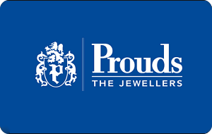 Buy Prouds the Jewellers Gift Card & Voucher Online with GIFTA