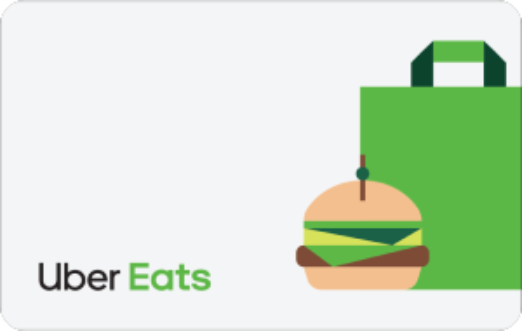 Buy Uber Eats - Australia Gift Card & Voucher Online with GIFTA