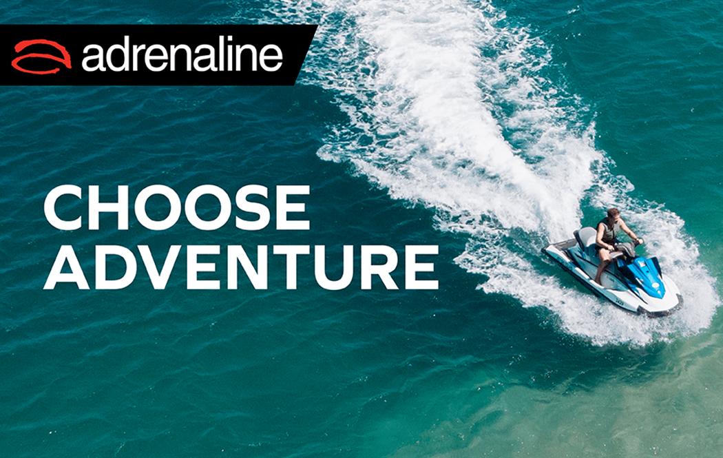 Buy Adrenaline Gift Card & Voucher Online with GIFTA