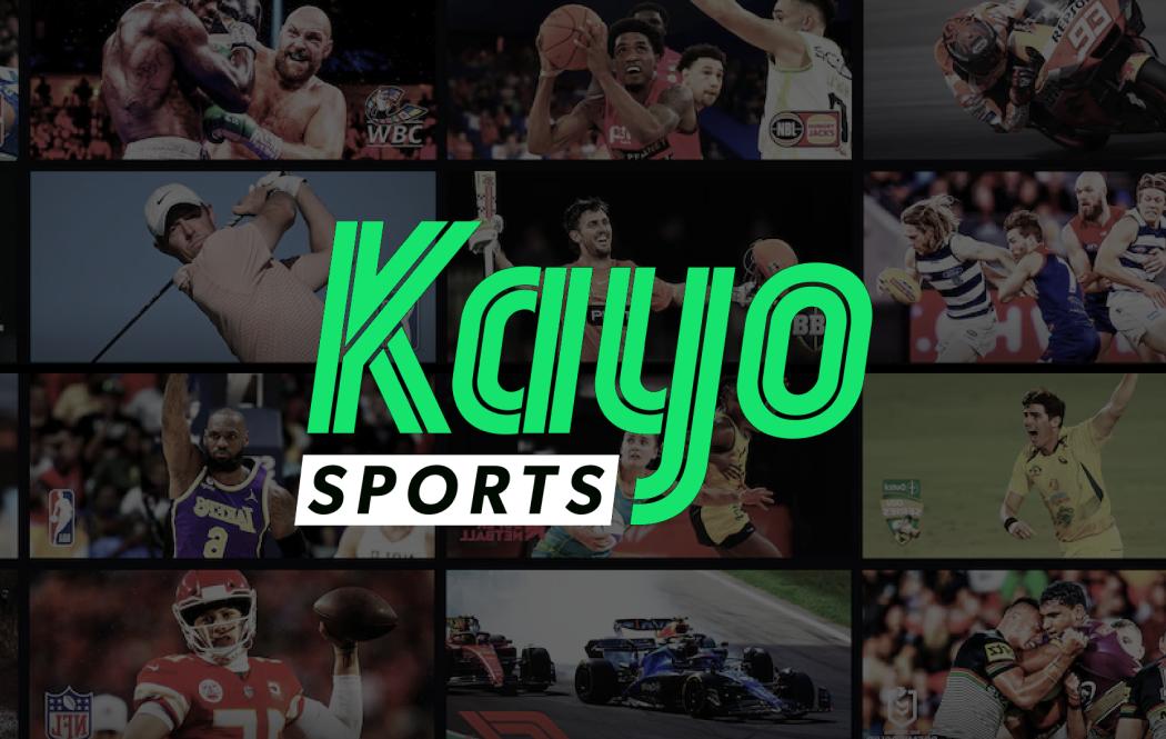 Buy Kayo Sports - Australia Gift Card & Voucher Online with GIFTA