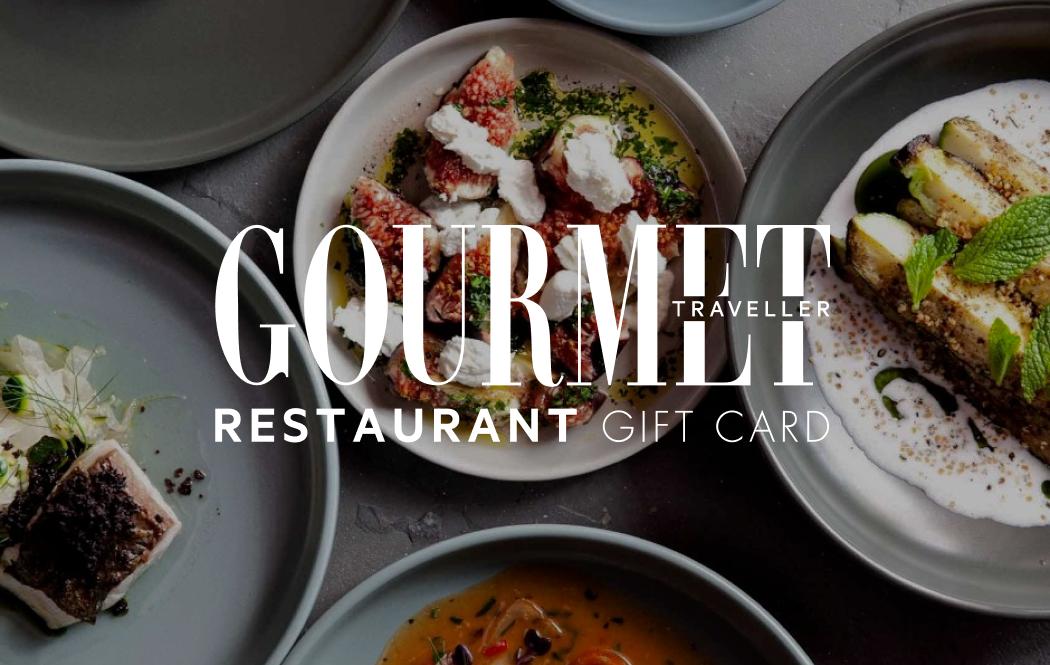 Buy Gourmet Traveller Gift Card & Voucher Online with GIFTA