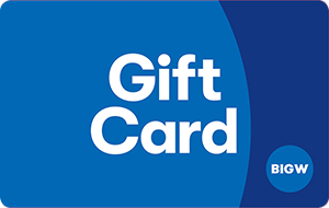 Buy Big W Gift Card & Voucher Online with GIFTA
