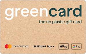 Buy AUS TCN - The Green Card Gift Card & Voucher Online with GIFTA