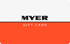 MYER Digital Gift Cards