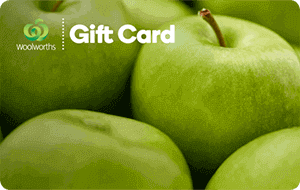 Woolworths Gift Card & Voucher