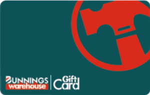Bunnings Warehouse Digital Gift Card