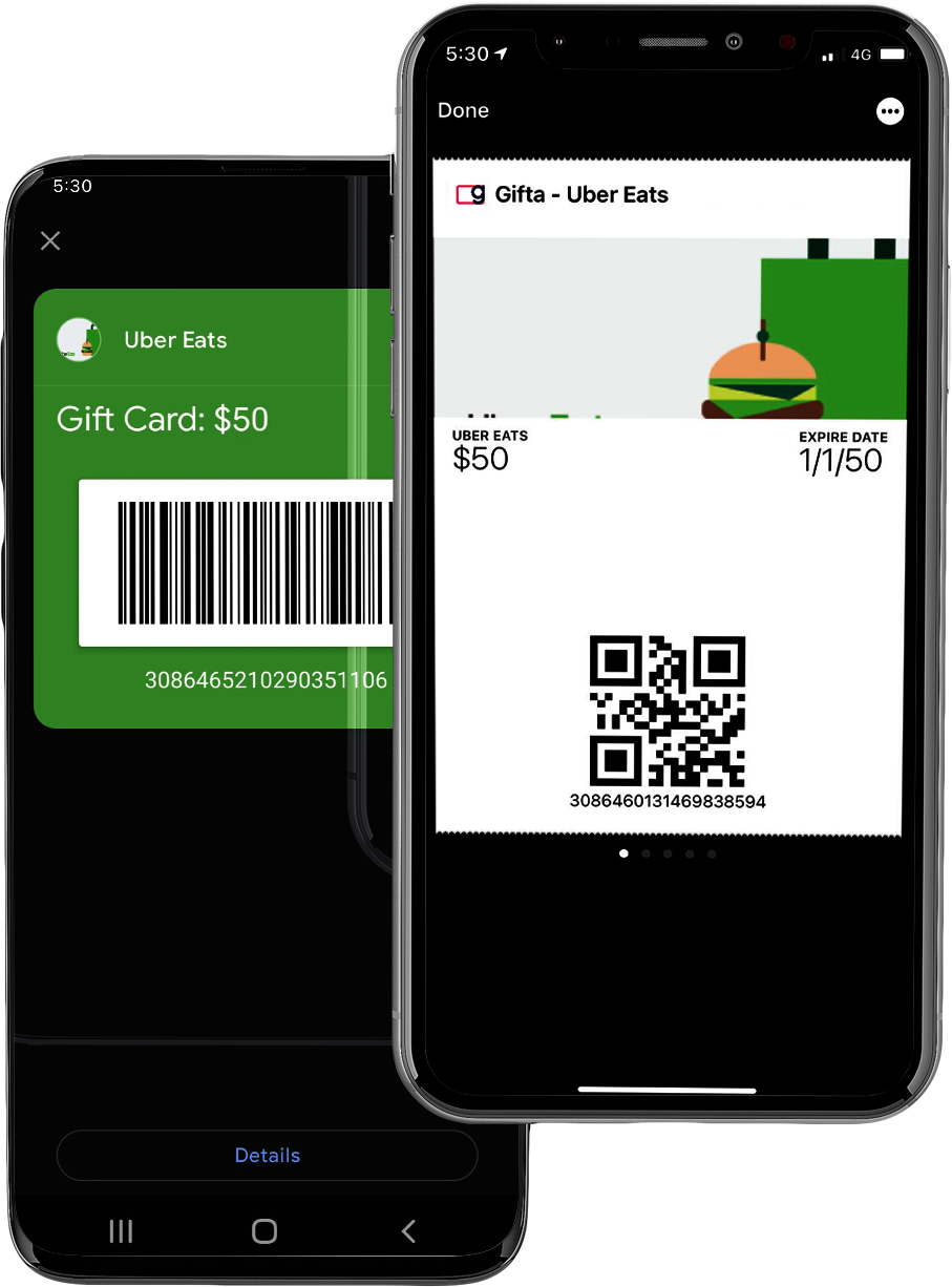 Google Pay and Apple Wallet